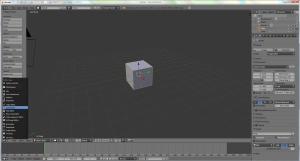 Node Editor - Blender