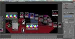 Blender Compositng Nodes - Combinazione Nodi